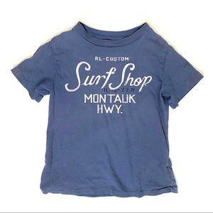 Polo Ralph Lauren Montauk Highway Surf Shop Tee
